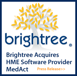 Brightree Acquires HME Software Provider MedAct